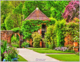 Garden Room & Open Gate