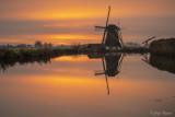 Molen 'tHoog- en Groenland Baambrugge