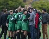 2019-10-04 Seton boys soccer vs  Norwich