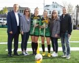 2019-10-08 Seton girls soccer SENIOR NIGHT