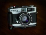 Minolta Hi-matic 7S11 c1980