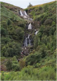 Rhiwargor Waterfall