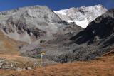 Tête de Milon 3693 m
