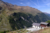 View direction Zinal ski area