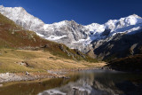 Lac d'Arpitetta 2230 m