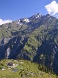 Cabane Brunet, Bec des Rosses