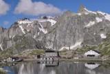 Lac du Grand Saint-Bernard