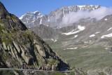 Route du Col Grand-Saint-Bernard