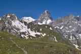 Mont Blanc, Grandes Jorasses