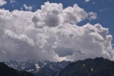 Clouds over Val Ferret
