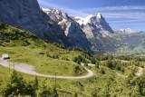 Grosse Scheidegg - Rosenlaui
