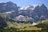 View down on Schwarzwaldalp