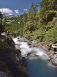 Rosenlaui gorges