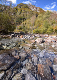 Verzasca river near Brione