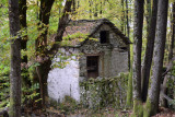Abandoned house near Moghegno