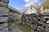 Stone houses in Val Verzasca