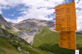 Hiking signs, les Violettes