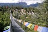Bhutan Bridge, Illgraben