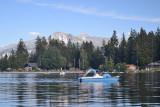 Lac de la Moubra, Crans-Montana