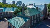 Les toits de Québec