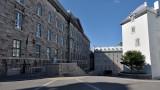 La cour du Séminaire de Québec