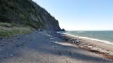 La plage de la pointe à l'orignal