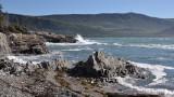 Les vagues du Saint-Laurent