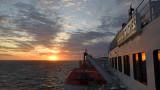 Soleil par tribord