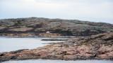 Les îles au large de Harrington Harbour