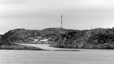 L'entrée du port de Harrington Harbour