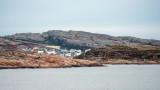 Harrington Harbour en vue