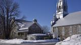 Le vieux presbytère de Saint-Hubert