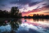 Black Bridge - April Sunset