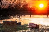 Black Bridge - Sunset