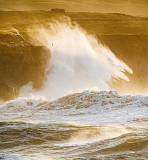 Wild Atlantic meets Cliffs of Moher