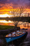 Knockalough Sunset