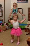 Sisters Dancing