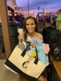 Camille Schreir (Miss Virginia 2019) at Brandy Station  (August 8, 2019)