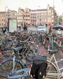 Centre-ville d'Amsterdam