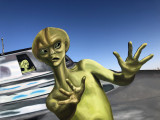 Meanwhile Over in Roswell…