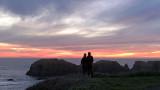 Shared Sunset