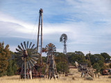 The Windmills of Pie Town