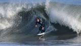 surfing Fitzroy