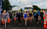 Flanagan Cup open water swim 2021