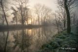 Mistige morgen - Misty morning