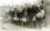 1926 - BOYS GOING ON LEAVE FROM RNTE SHOTLEY VIA ADMIRALTY PIER.  THE 2ND BOY'S NAME IS COLEMAN..jpg