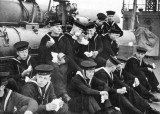 1938 - A DAY AT SEA ABOARD HMS WANDERER, FROM THE EASTER 1938 SHOTLEY MAGAZINE 1