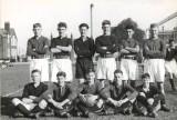 1949 - DAVID HANSON, BENBOW FOOTBALL TEAM, I AM 4TH FROM LEFT BACK ROW, 2ND LEFT BACK ROW COULD BE DICK KETLLEWELL..jpg
