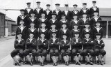 1950, 22ND MAY - PHIL WORTHINGTON, I AM TOP ROW FAR LEFT, BOB NORTHWARD 3RD ROW UP 3RD FROM LEFT..jpg