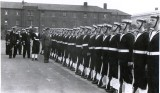 1950 - FRED HARDER, GRENVILLE DIV. GUARD.  I AM FIRST RIGHT..jpg